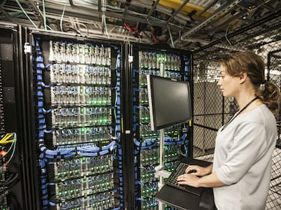 Data Center Operations - Storage Solutions